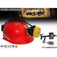 Wholesale 1.6W Power Semi - Corded Coal Mining Lights 8000 Lux Brightness ABS Material from china suppliers