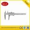 Buy cheap Measuring Stainless Steel Caliper /Mono - Block Vernier Caliper/Manual caliper from wholesalers