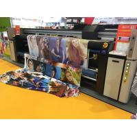 Wholesale Three Print Head Digital Fabric Printing Machine Inkjet Sublimation Printing from china suppliers
