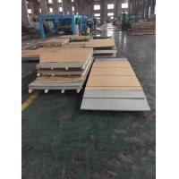 Quality ASTM GB JIS EN 304L Stainless Steel Sheet Cold Rolled Steel Metal 3mm Thickness for sale