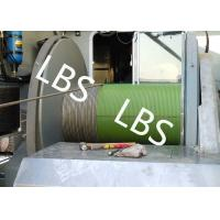 Oil Field Logging Well Winch / Offshore Winch With Lebus Groove Sleeves