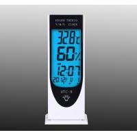 Wholesale HTC-8 LCD display temperature and humidity meter clock from china suppliers