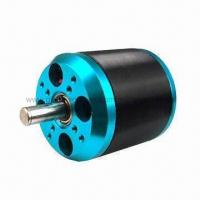 Wholesale 200kV 6374 Blue Silver Outrunner Brushless Motor for RC Electric Airplanes from china suppliers