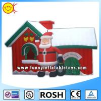 Wholesale Giant Nylon Red Commercial Inflatable Bouncers Durable PVC Inflatable Combo from china suppliers