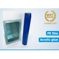 Wholesale Cut resistant hvac duct and vent protection film blue temporary pe protective film from china suppliers