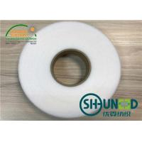 Wholesale Strong Bondstrength Hot Melt Double Side Fusible Non Woven Interlining Tape Soft Handfeeling from china suppliers