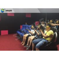 Wholesale Business Mode 7D Cinema System With Interative Luxury 7D Gun Shooting Game from china suppliers