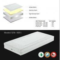 Wholesale XM-MF1;queen;King size;pocket spring;memory foam spring mattress;матрас;matras;مرتبة سرير from china suppliers