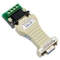 Buy cheap Asynchronism Half Duplex UT-201B RS485 To RS232 Serial Converter 300-115.2KBPS from wholesalers
