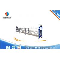 Wholesale ZLP800 Single Phase Temporarily Suspended Scaffolding With Motor Power 1.8kw from china suppliers