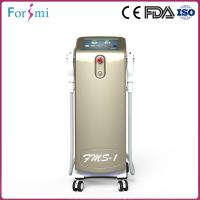 Wholesale High effective powerful cooling system 1200nm best facial hair removal system from china suppliers