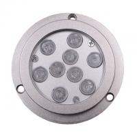 Wholesale 27W Bluetooth RGB Led Marine Light IP68 Underwater Boat Lights for Fishing Boat from china suppliers