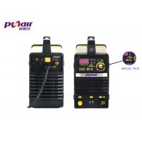 Wholesale Single PCB Inverter Air Plasma Cutter , Hand Plasma Cutter Less Power Consumption from china suppliers