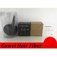 Wholesale Black Hair Spray Applicator With Box No MOQ Hair Building Fiber Powder from china suppliers