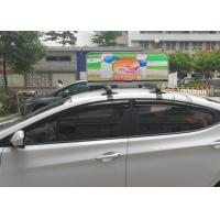 Quality Taxi topper LED YELLOW TAXI TOPPER FULL COLOR LED VIDEO DISPLAYS for sale