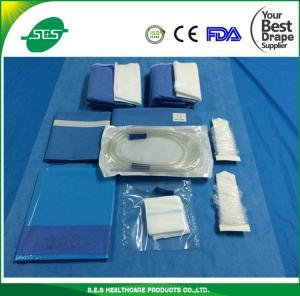 Quality High Quality Disposable Surgical Drape Dental Drape pack/drape sets/drape kits for sale