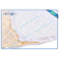 Wholesale 22gram White Color Spunbond + Spunbond SS Non Woven Fabric For Mattress Quilting from china suppliers