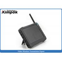 Wholesale Mini size 2.4Ghz FPV Monitor 5'' Wireless Ground Station Support 32GB Card from china suppliers