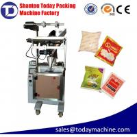Wholesale 0-50g powder bag filing and packing machine with auger filler for washing powder/flour/coffee, by film/paper roll from china suppliers