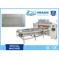 Wholesale Automatic  Reinforcing Fence Mesh Welded Wire Mesh Machine for Bird Cage Making from china suppliers
