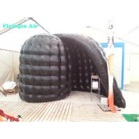 Wholesale Advertising Black Inflatable Fotopod Booth with Blower for Advertisement from china suppliers