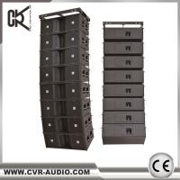 Wholesale sound systems equipment CVR line array 12 inch speakers prices from china suppliers