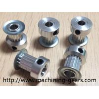 Wholesale Pre - Bored Synchronous Belt Pulley Matches Oil / Damping Resistance from china suppliers