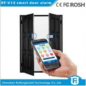 Wholesale Smart gsm tracker & talking door alarm reachfar rf-v13 refrigerator door alarm from china suppliers
