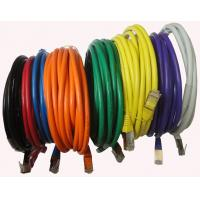 Wholesale 1m CAT.6A RJ45 Patch Cable 26AWG 7x0.16mm Pure Copper RoHS PVC Jacket Ethernet Network Cable from china suppliers