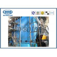 Wholesale Industrial Self Supporting Corner Tube Boiler With Natural Circulation Cooling from china suppliers