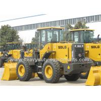 Wholesale SDLG Front End Loader LG946L With 2m3 Rock Bucket Pilot Control For Quarry and Crushing Plant from china suppliers
