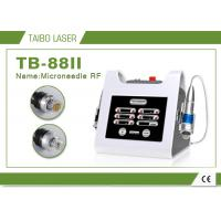 Wholesale Fractional RF Microneedle Machine for Facial Wrinkle Stretchmarks Removal with Two Handle from china suppliers