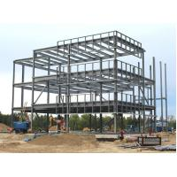 Wholesale Warehouse Shed / Residential Steel Frame Construction Rust Proof ASTM Standards from china suppliers