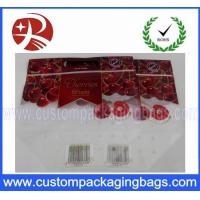 Wholesale Custom Printed portable Bottom Gusset bag zip lock with Food Grade from china suppliers