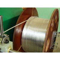 Wholesale F12.5 Electric Cold Rolling Mill , Copper Continuous Extrusion Machine from china suppliers