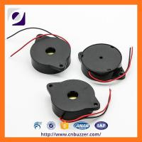 Wholesale 44mm Black ABS 10V Piezo Transducer Electronic  Passive Buzzer For Alarm from china suppliers