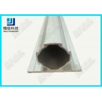 Quality Seamless Aluminum Alloy Pipe Dual Flange Aluminum Rectangular Tubing 6063-T5 for sale