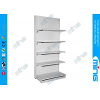 Wholesale Single Side Retail Display Shelves With Perforated Back Panel CE from china suppliers