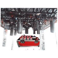 Wholesale Reflective And Noctilucence Eight Channel Rack Flight Case Of Motor Chain Hoist Power Case from china suppliers