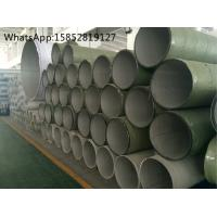 Wholesale Welded Stainless Steel Pipe UNS S31703 TP317L DIN1.4438 , Stainless Steel Pipe Welding from china suppliers