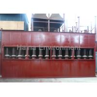 Quality Gas Scrubber Industrial Cyclone Dust Collector Strong Load Adaptability for sale
