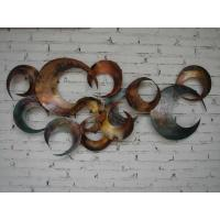 Wholesale modern metal wall art sculpture from china suppliers