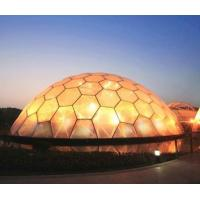 Quality Eco-Friendly Modern Inflatable Large Dome Tent Sturctural Wedding Party Tents for sale