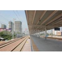 Quality Long Span Pre Engineered Building Structure Waiting Station Steel Roof Trusses for sale