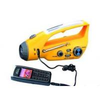 Buy cheap Dynamo Flashlights & Handcrank Torches from wholesalers