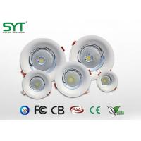 Wholesale 8w LED Down Lights COB Chip 3 Inch With Die - Casting Aluminum Radiator from china suppliers