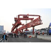Wholesale High working efficiency Beam Launcher Gantry Crane in road precast beam erecting work from china suppliers