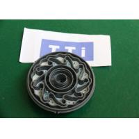 Wholesale Black  Over Molding Electronic Parts Double Color TWO shot Mould from china suppliers