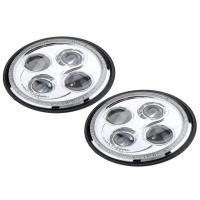 "Wholesale Round 7""  Off Road LED Headlights E4 Approval Replace Most Par56 Headlamps from china suppliers"