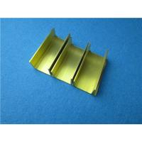 Wholesale Extruded Brass Window Frame Copper Alloy Extruding Hardware Profiles from china suppliers
